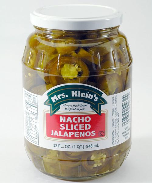Nacho Sliced Jalapenos: Retail Products