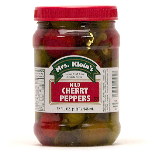 Mild Cherry Peppers