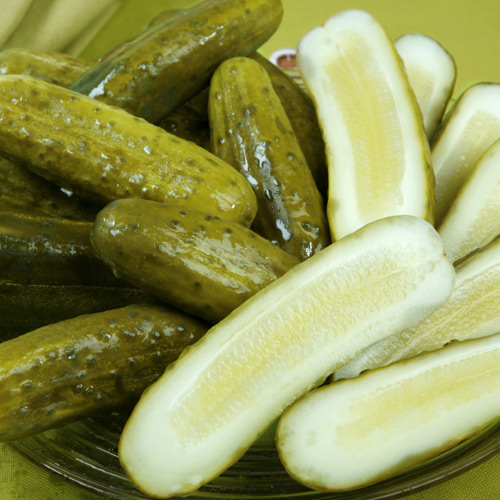 kleins pickles, kosher pickles, pickle spears, pickle chips, pickle slabs